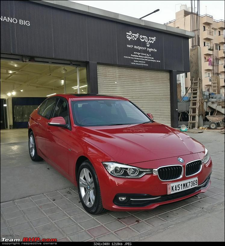 Red-Hot BMW: Story of my pre-owned BMW 320d Sport Line (F30 LCI). EDIT: 3 Years and 40,000km-img_20200127_181652_01.jpg