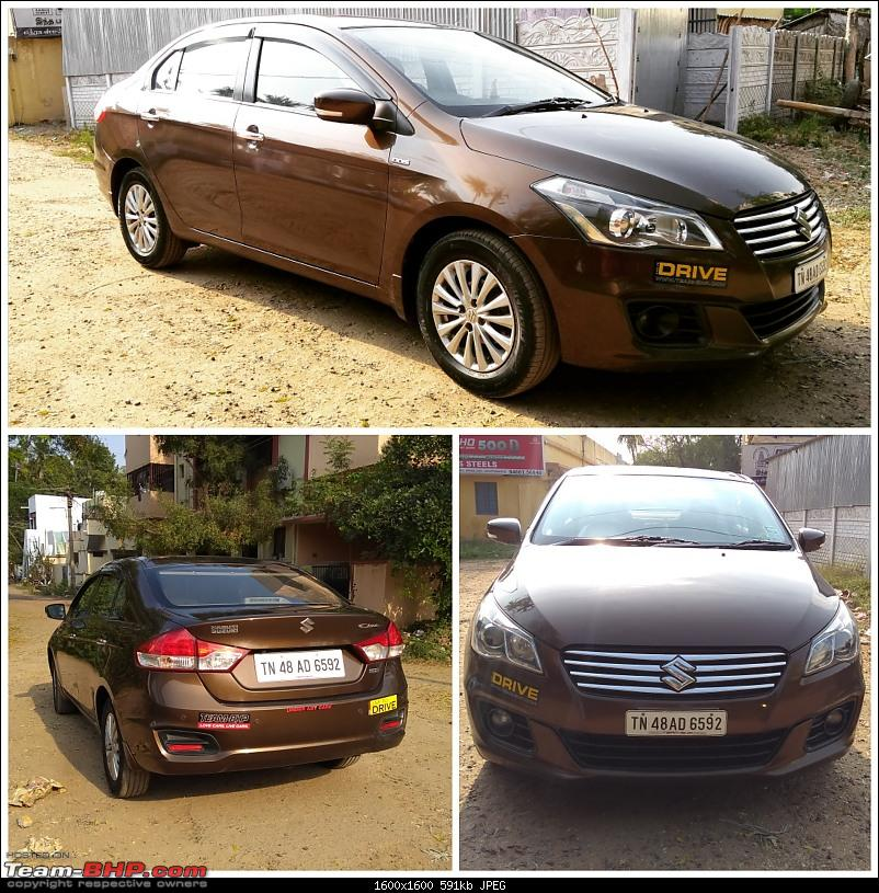 """""""My 2015 Maruti Ciaz ZDI - 1,33,000 km completed : Now Sold-1582887588182.jpg"""
