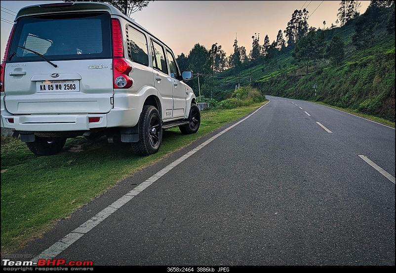 Back to basics! 5 years with a Mahindra Scorpio-lovedale-road-2.jpg