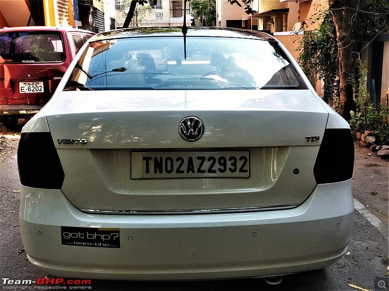 Vento Elemento - 6 years with a VW Vento 1.6 TDi-rear.jpg