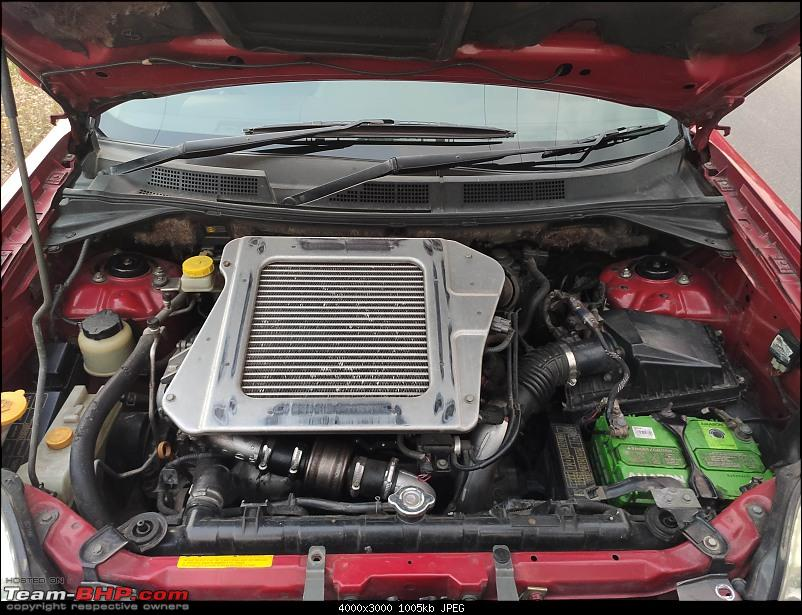 Living with a decade-old used car : My 2006 Nissan X-Trail-engine_bay.jpg