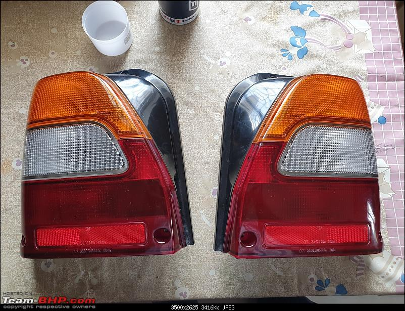 The love of my life - A 2000 Maruti 800 DX 5-Speed. EDIT: Gets export model features on Pg 27-15.jpg