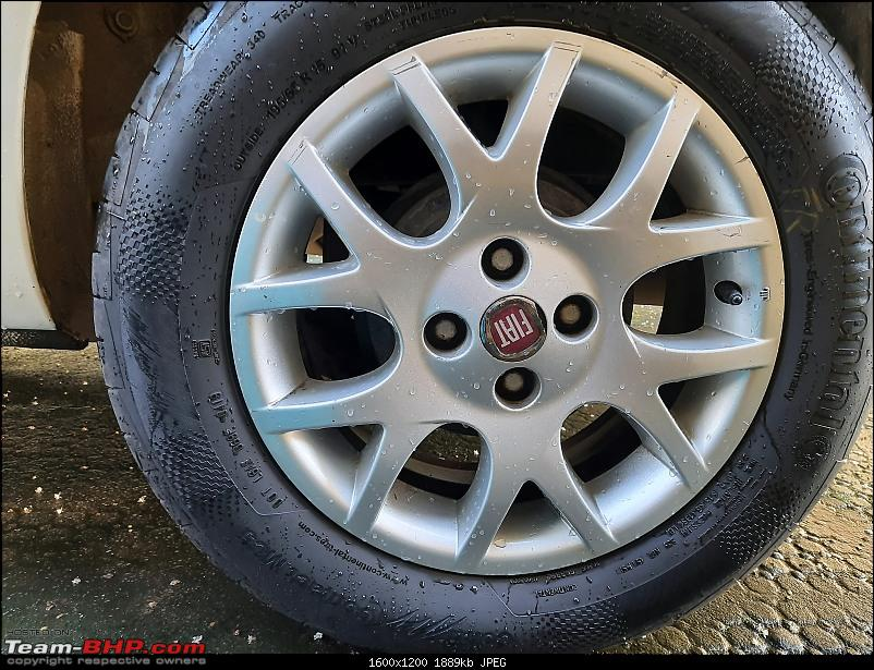 A thin line between genius and insanity - Fiat Grande Punto 90HP - 2,00,000 km up!-20200621_174811.jpg