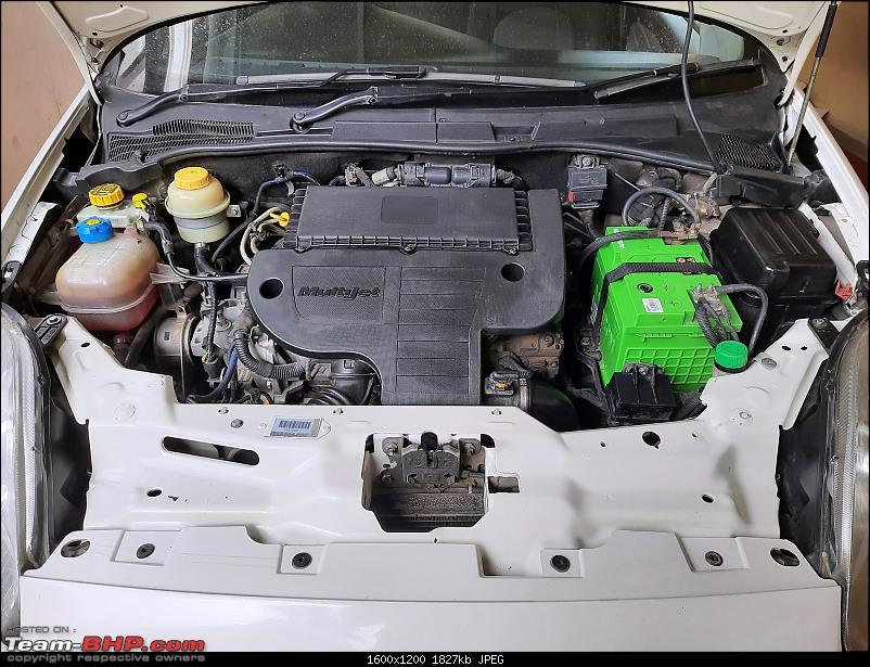 A thin line between genius and insanity - Fiat Grande Punto 90HP - 2,00,000 km up!-20200703_124832.jpg