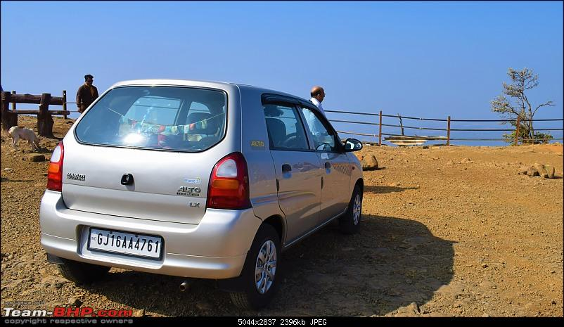 The love of my life - A 2000 Maruti 800 DX 5-Speed. EDIT: Gets export model features on Pg 27-dsc_0234.jpg