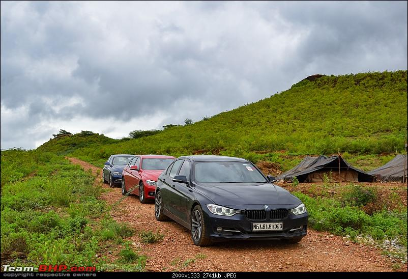 Red-Hot BMW: Story of my pre-owned BMW 320d Sport Line (F30 LCI). EDIT: 3 Years and 40,000km-offroading4.jpg