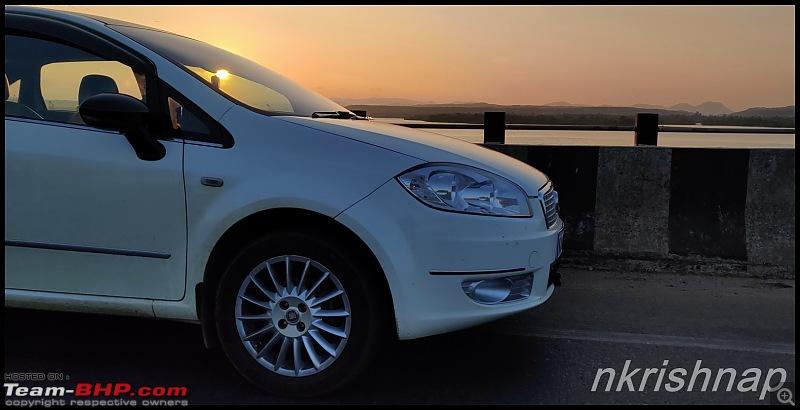 Petrol Hatch to Diesel Sedan - Fiat Linea - Now Wolfed-picture-3.jpg