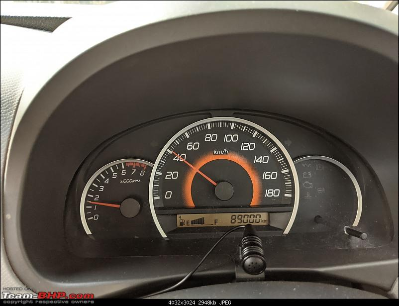 """An """"adopted"""" blue eyed boy: Pre-owned Maruti WagonR. EDIT: 8 years & 81,000 km up-pxl_20201229_070247576.jpg"""
