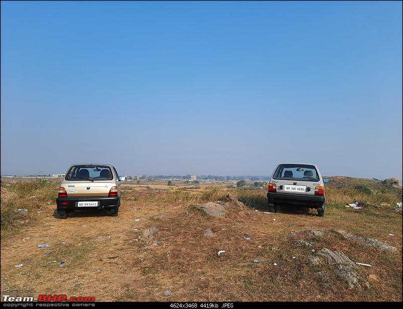 The love of my life - A 2000 Maruti 800 DX 5-Speed. EDIT: Gets export model features on Pg 27-20201102_145806.jpg