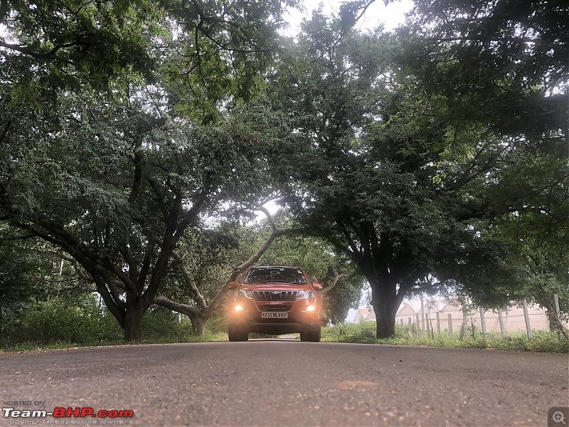 Ownership tales of Orange Cheetah, my 2015 Mahindra XUV5OO W10 FWD - 140,000 km and going strong!-img_2364.jpg