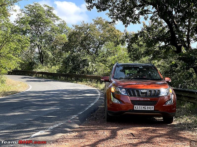 Ownership tales of Orange Cheetah, my 2015 Mahindra XUV5OO W10 FWD - 140,000 km and going strong!-img_0840.jpg