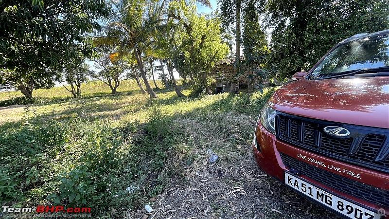 Ownership tales of Orange Cheetah, my 2015 Mahindra XUV5OO W10 FWD - 140,000 km and going strong!-img_1047.jpg