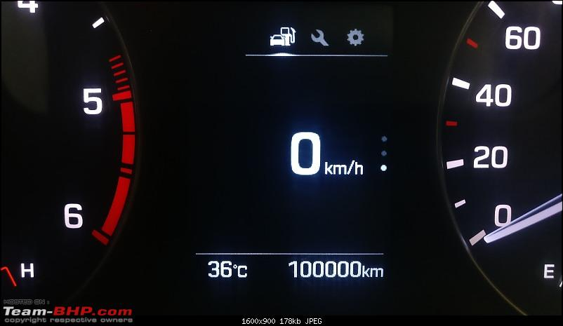 Hyundai Creta 1.6L CRDi SX(O) - An Ownership Log - Update: 1,00,000 km up!-100000-kms-done.jpg