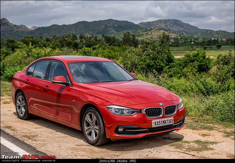 Red-Hot BMW: Story of my pre-owned BMW 320d Sport Line (F30 LCI). EDIT: 3 Years and 40,000km-dsc_4167.jpg