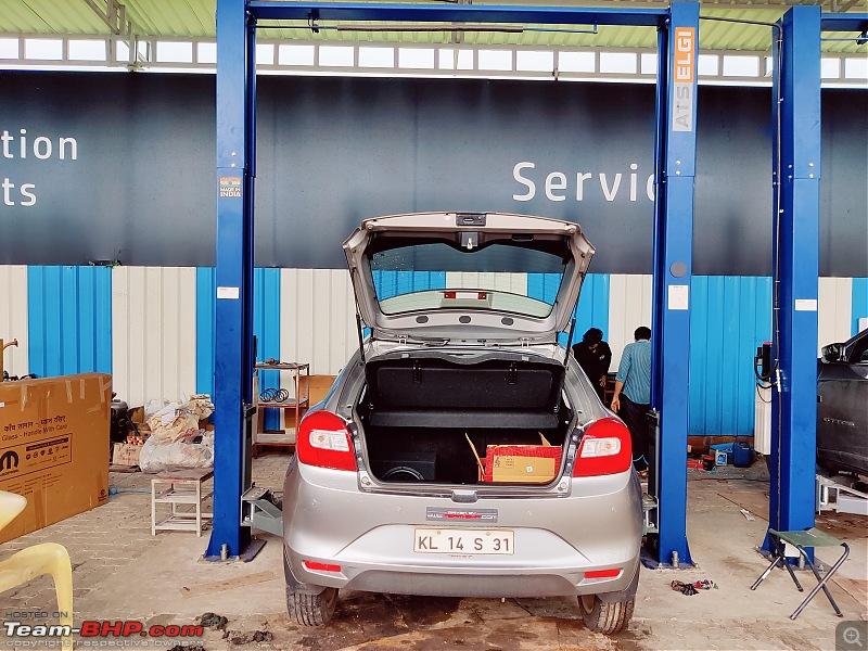 My Maruti-Suzuki Baleno Zeta Petrol - Now Wolf'd. 5 years / 35000 km done-img_20210901_162258.jpg