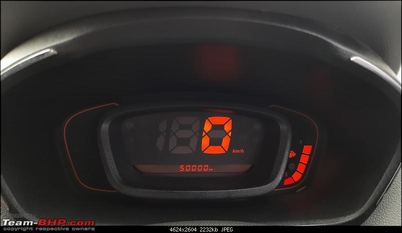 5 Years & 50,000 km with my Renault Kwid 1.0 RXT(O) - Ownership Review-20210918_151802.jpg