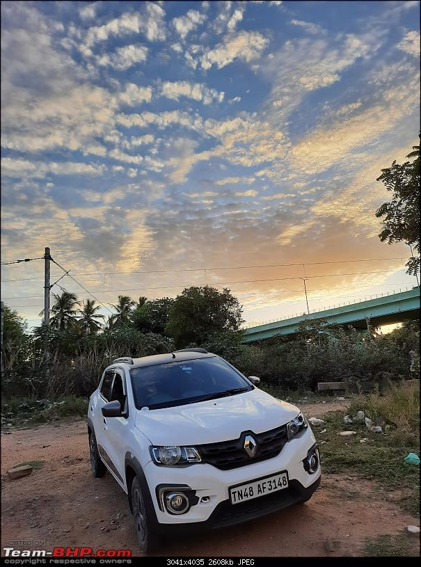 5 Years & 50,000 km with my Renault Kwid 1.0 RXT(O) - Ownership Review-20210726_061410.jpg