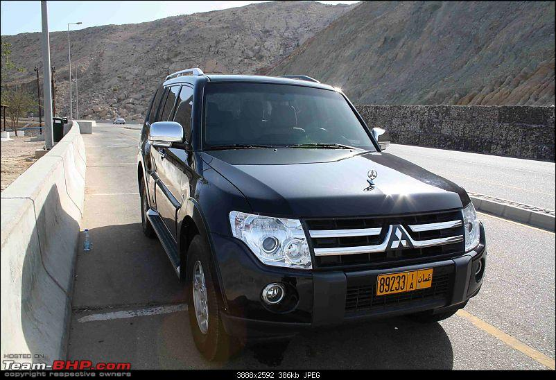 Mitsubishi Pajero(Montero in India),6 months review-front.jpg