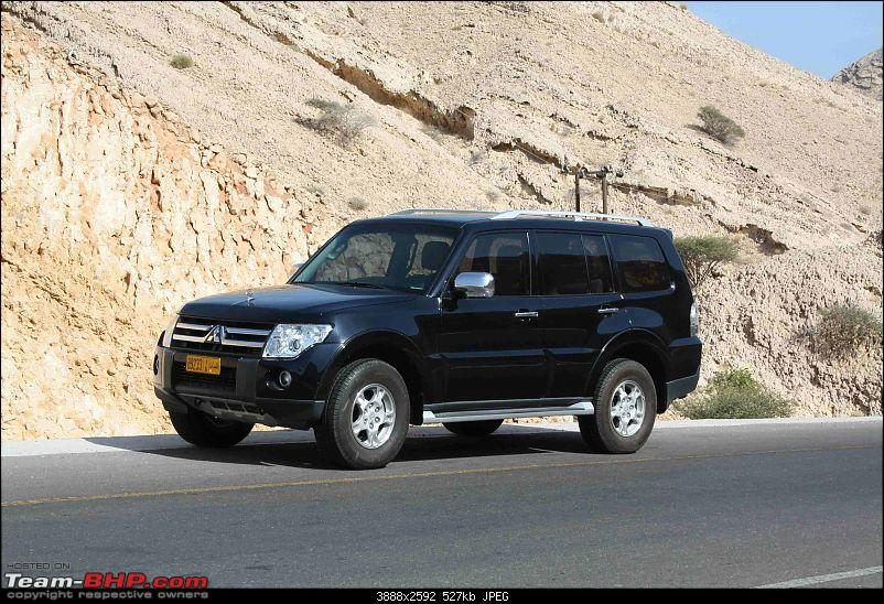 Mitsubishi Pajero(Montero in India),6 months review-side-view.jpg
