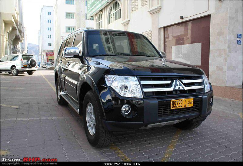 Mitsubishi Pajero(Montero in India),6 months review-side-2.jpg