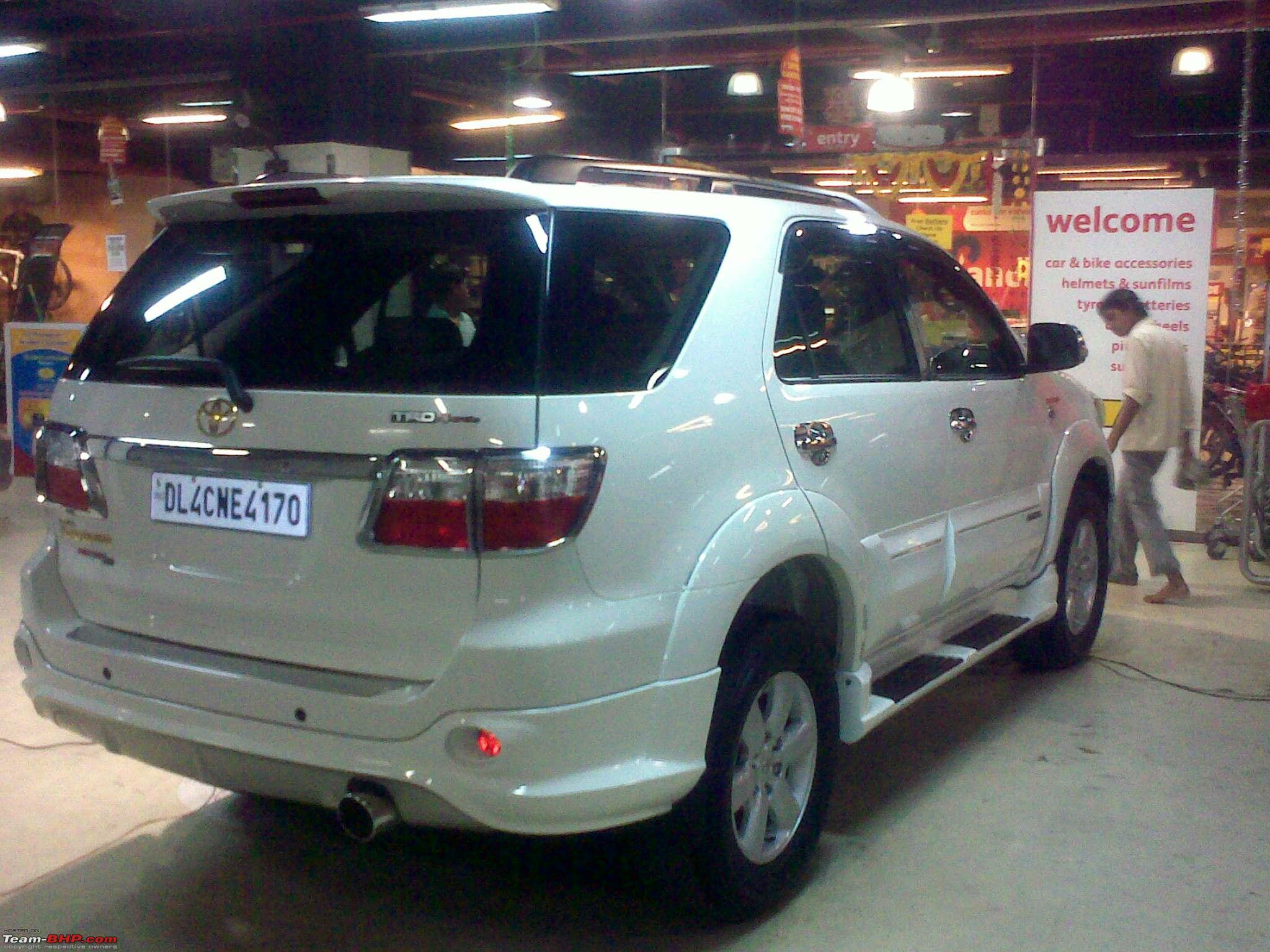 Obelix The Invincible Toyota Fortuner 2 00 000 Km And