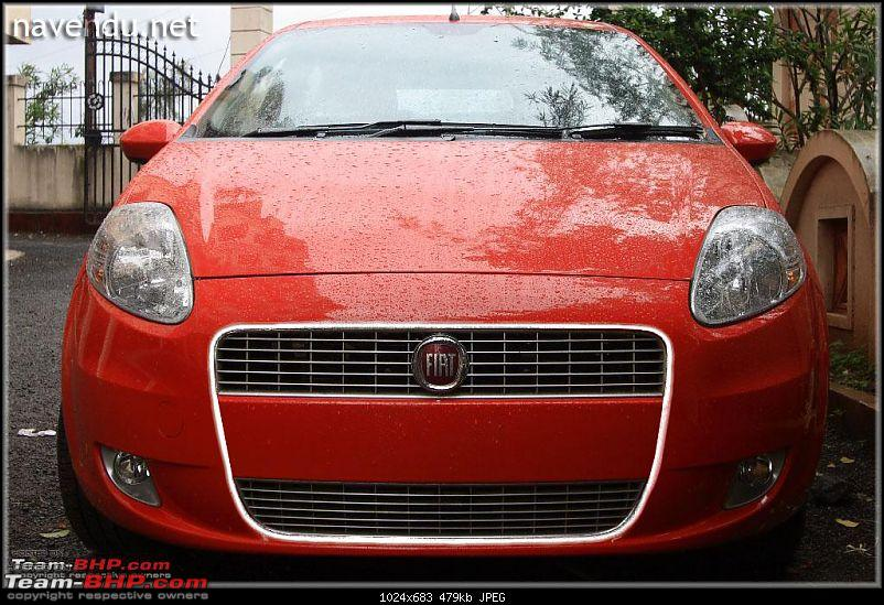 Every P has its story! P2P : Fiat Palio to Punto (MJD). EDIT: 60000 kms update-cromefront.jpg