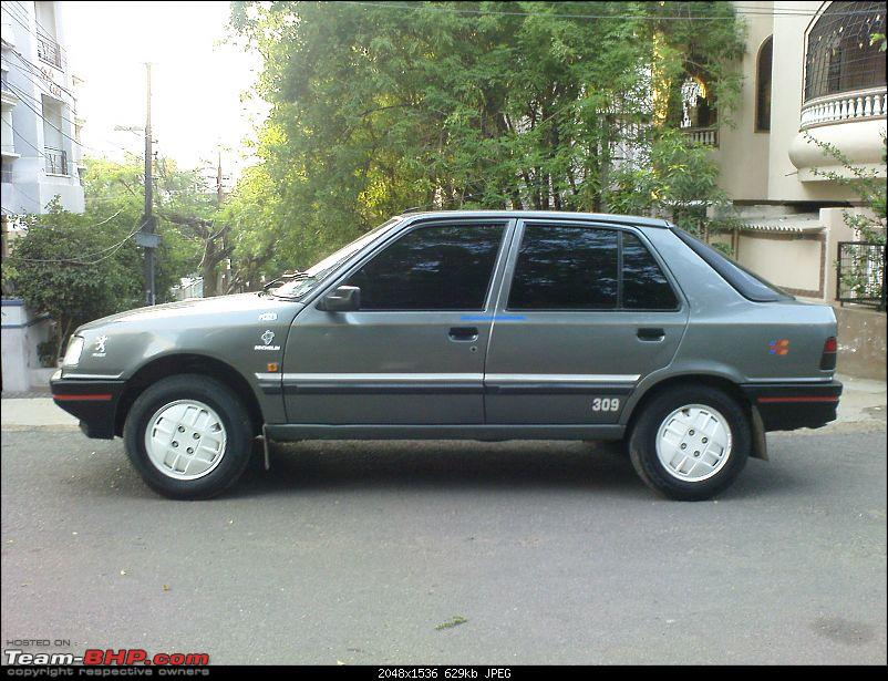 My PAL Peugeot 309 - A French Connection-dsc00074.jpg