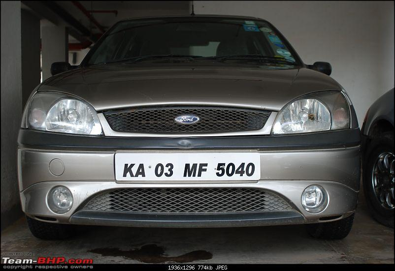 Ford Ikon 1.6 Nxt ZXI - 6 years, 72,000 kms-front.jpg