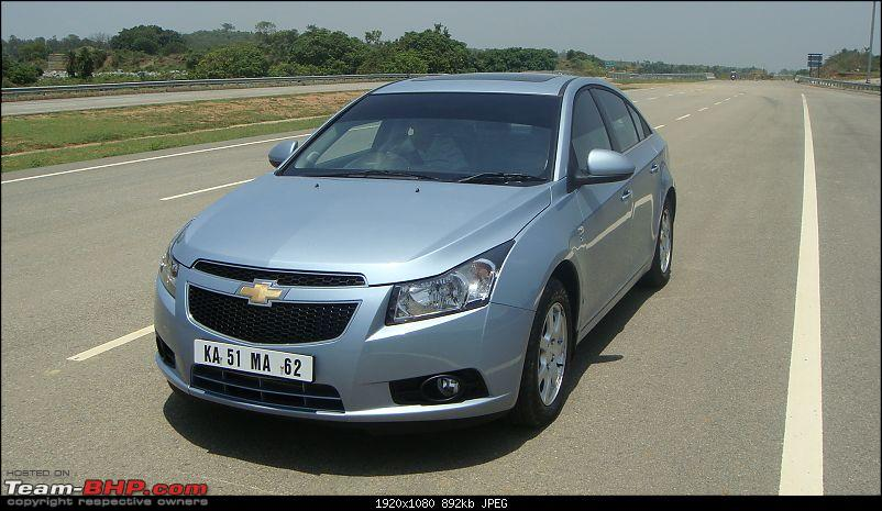 My new Highway Star - Chevrolet Cruze Automatic ;UPDATE : 77,000kms completed !!!-1.jpg