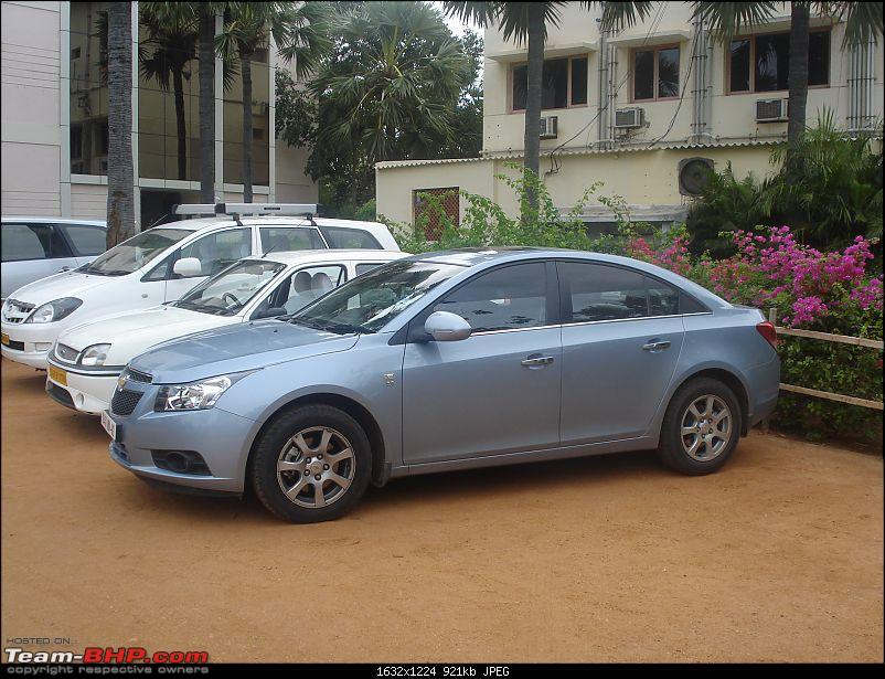 My new Highway Star - Chevrolet Cruze Automatic ;UPDATE : 77,000kms completed !!!-dsc03724.jpg