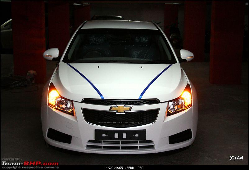"""Chevrolet Cruze:""""White Annihilator"""" has arrived EDIT: 63,500 km up and now SOLD!-img_01791.jpg"""