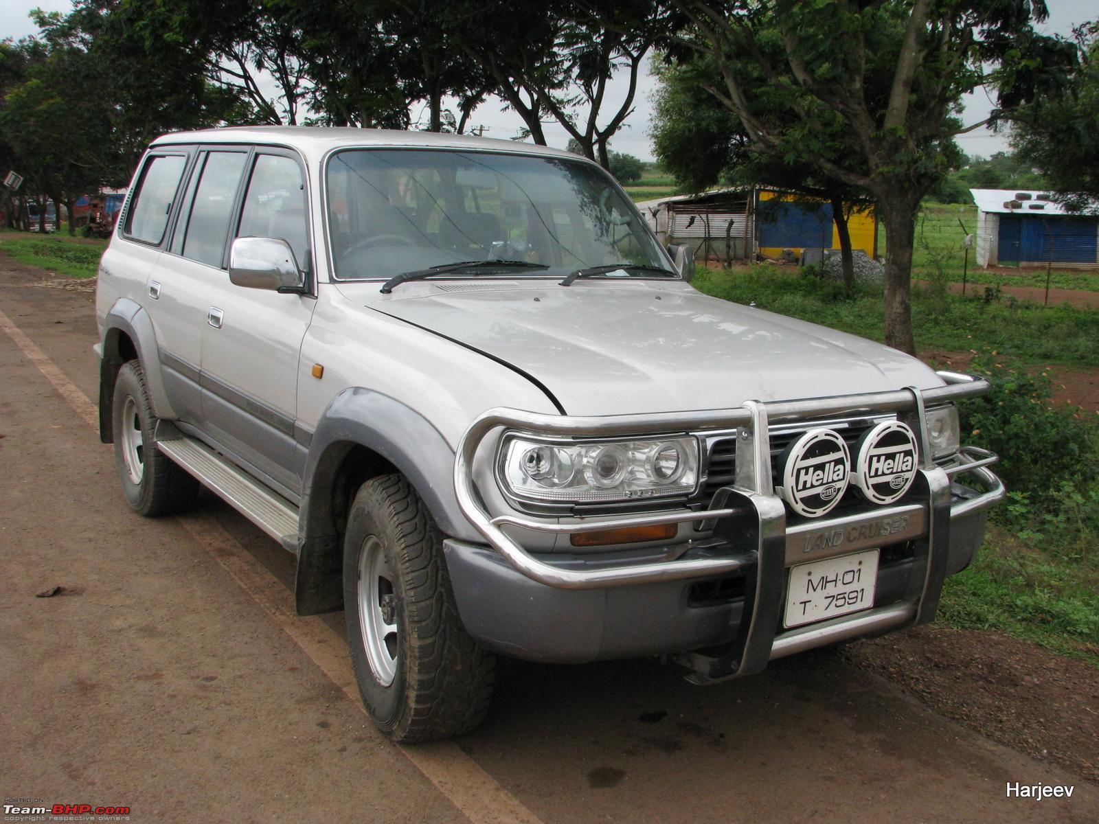 Toyota Landcruiser - 80 Series HDJ80 - Owned for 82,000 kms and