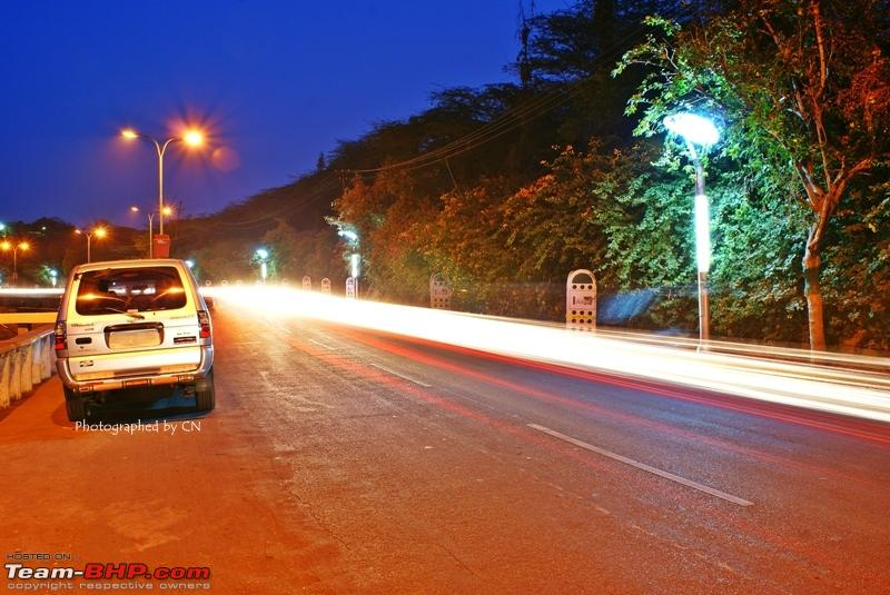 Name:  12  Light trails at Fateh Sagar.JPG