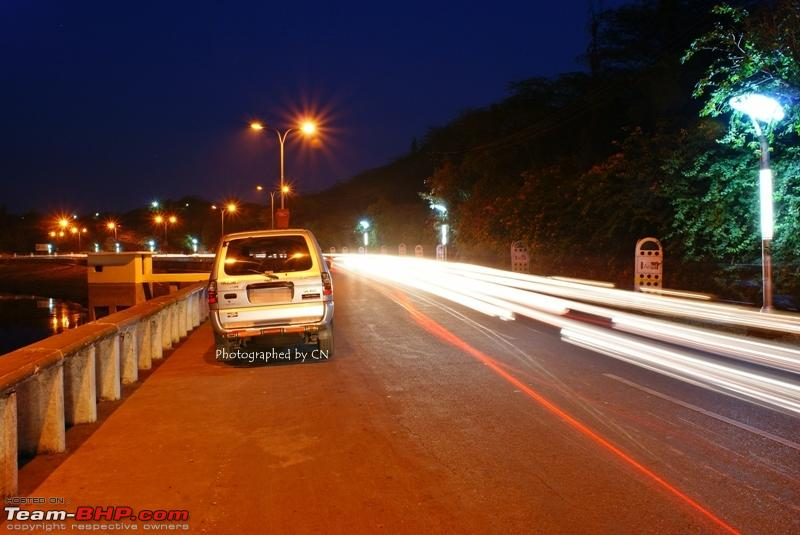 Name:  13  Light trails at Fateh Sagar.JPG