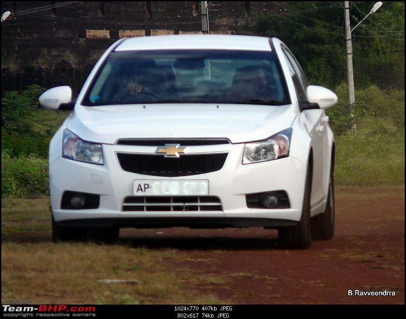 """Chevrolet Cruze:""""White Annihilator"""" has arrived EDIT: 63,500 km up and now SOLD!-p1050921.jpg"""