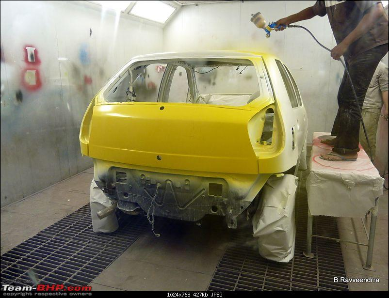 Fiat Palio GTX 1.6 acquired 2nd hand Edit: Pictures of Painting Process on Pg9-p1060083.jpg