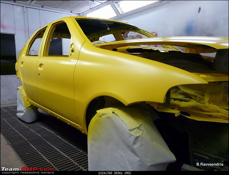 Fiat Palio GTX 1.6 acquired 2nd hand Edit: Pictures of Painting Process on Pg9-p1060089.jpg