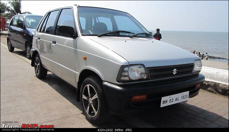 MY TINY: Maruti 800 5.5year Review - Team-BHP