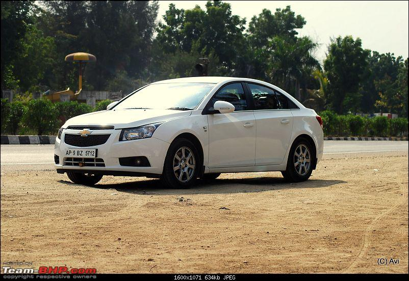 """Chevrolet Cruze:""""White Annihilator"""" has arrived EDIT: 63,500 km up and now SOLD!-dsc_5507.jpg"""