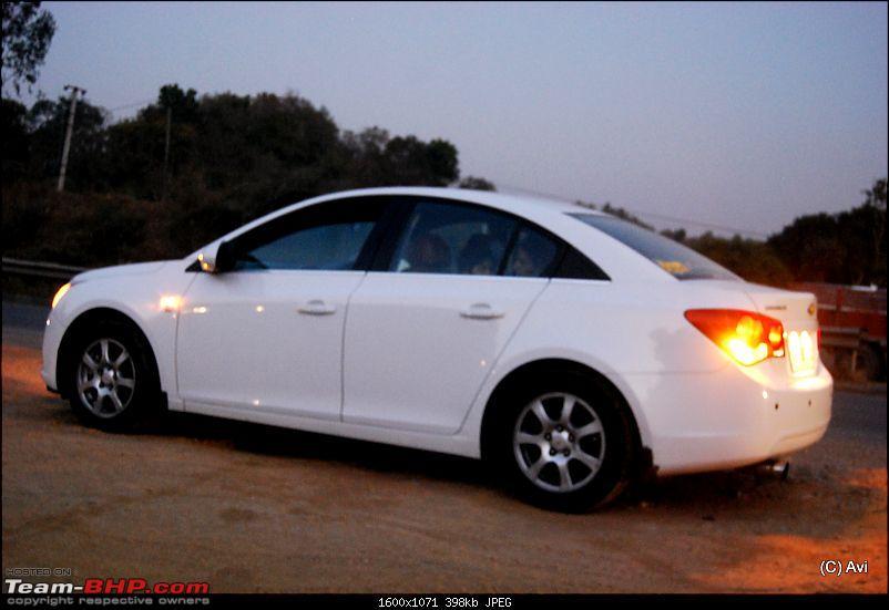 Chevrolet Cruze:�White Annihilator� has arrived EDIT: Completed 63,500kms !!!-dsc_5265.jpg