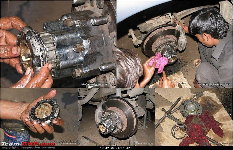 Toyota Landcruiser - 80 Series HDJ80 - Owned for 82,000 kms and counting-603-greasing-final-assembly-progress.jpg