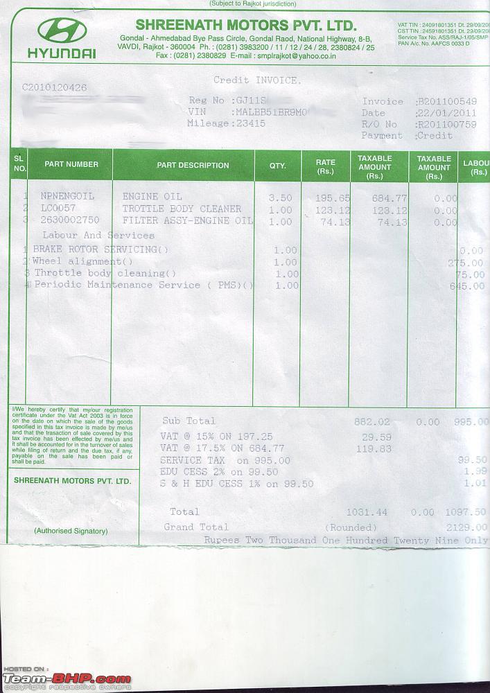 Hyundai i20 1 2 Asta - A rattled up year of ownership