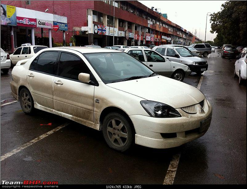 It's White, it's Sports and it's a Mitsubishi Cedia - 1.4 lakh km up & new S-drives!-img_1455.jpg