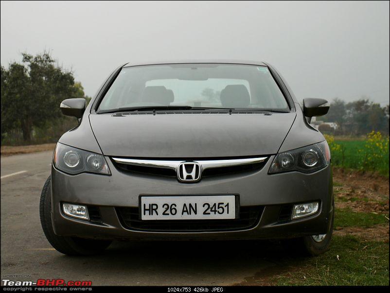 My Grey Shark: Honda Civic V-MT. 142,500 kms crunched. EDIT: Sold!-p1040463.jpg