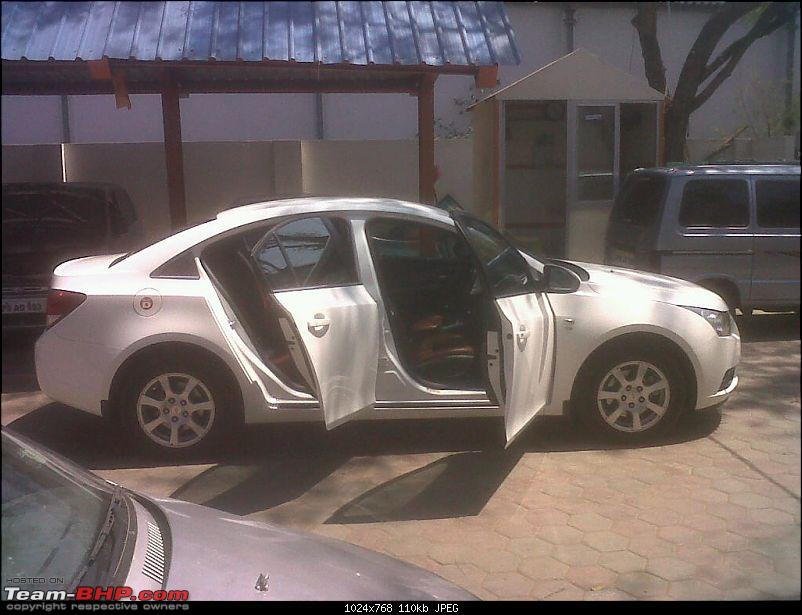 "Chevrolet Cruze:""White Annihilator"" has arrived EDIT: Completed 63,500kms !!!-img00140201103061223.jpg"