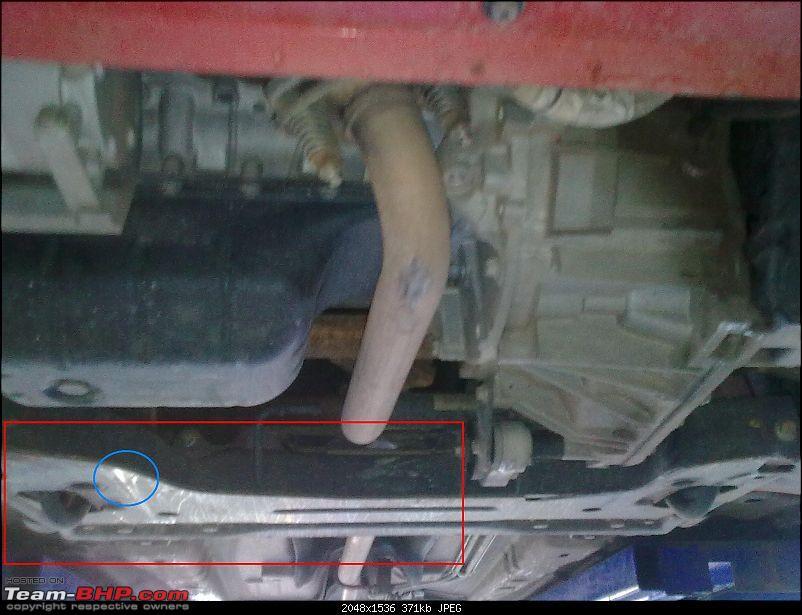 Italian Softroader to American Mile cruncher - The Ford Figo TDCi. 110,000 km update!-underbody.jpg