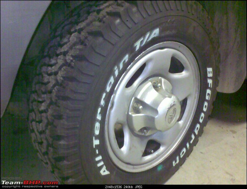 Tata Safari 2.2 - Life beyond 65k kms-04042011094.jpg