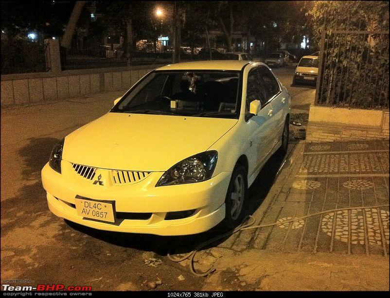 It's White, it's Sports and it's a Mitsubishi Cedia - 1.4 lakh km up & new S-drives!-img_0072.jpg