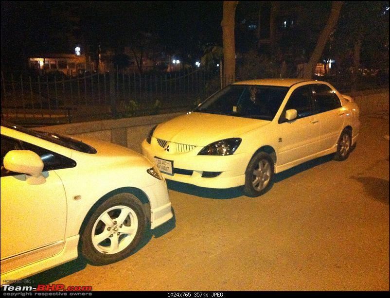 It's White, it's Sports and it's a Mitsubishi Cedia - 1.4 lakh km up & new S-drives!-img_0080.jpg