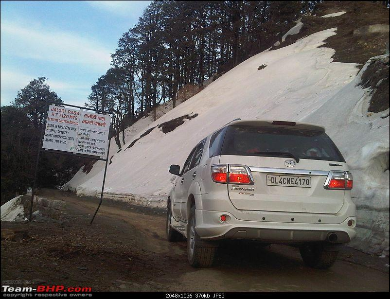 Obelix, the Invincible Toyota Fortuner! 1,67,000 km and going strong!-47-jalori-fortuner-sign-low.jpg